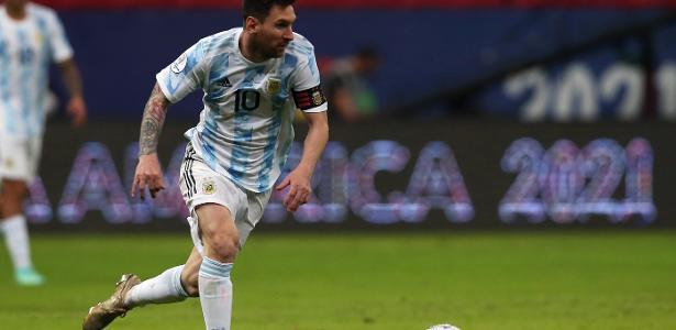 Argentina x Paraguai: saiba onde assistir um jogo da Copa América 2021