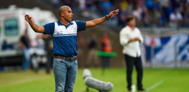Deivid desaprovou provocação de Mancini ao torcedor do Cruzeiro no Mineirão