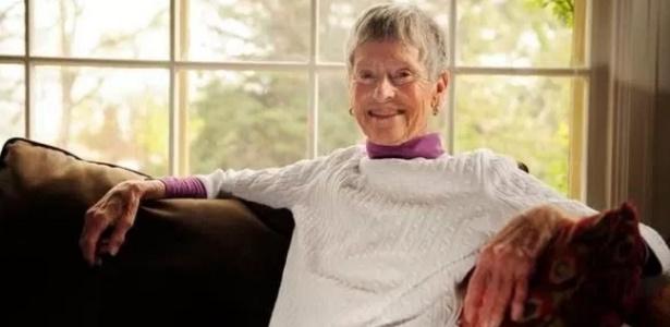 Libby James, de 80 anos, correu os 5 km em 25min14