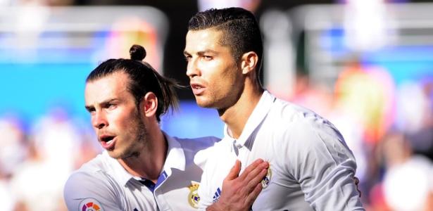 Bale e Cristiano Ronaldo atuam juntos desde a temporada 2013/2014