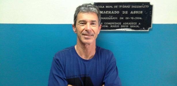 O professor e árbitro Titi foi quem deu o apelido para o técnico da seleção
