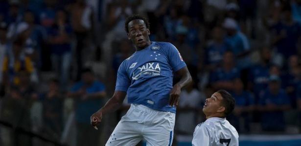 Caicedo tem bom começo de temporada no Cruzeiro - Washington Alves/Light Press/Cruzeiro