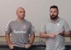 Por reformulação, Inter demite técnico da Copinha e mais dois na base - Divulgação/Inter