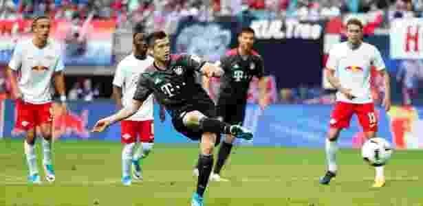 Lewandowski está insatisfeito no Bayern de Munique - Reuters / Hannibal Hanschke