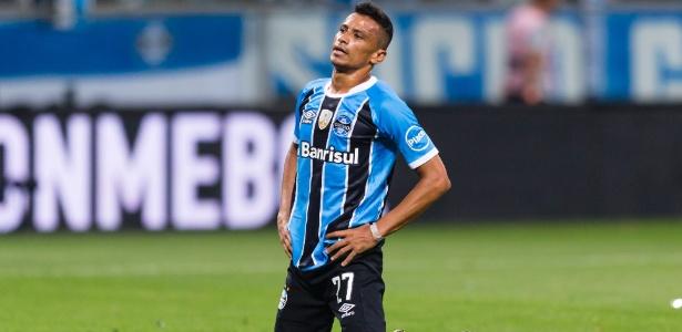 Cícero não respondeu a proposta efetuada pelo Grêmio e deve deixar o clube em 2018