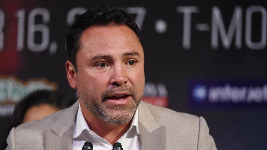 Oscar de La Hoya  - Ethan Miller/Getty Images