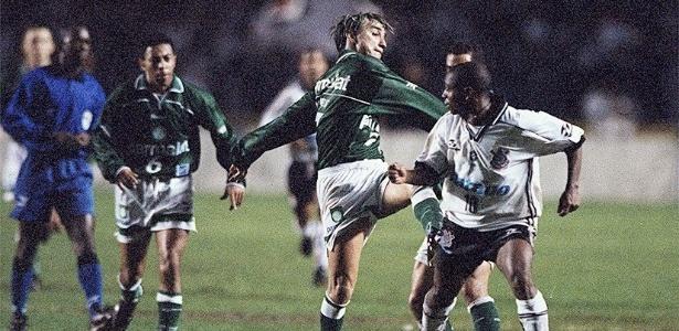 Há 19 anos, última final Corinthians x Palmeiras acabou em briga ...