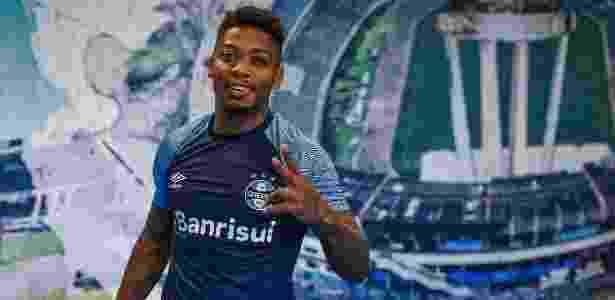 Marinho diz que não mudou na China e chama Grêmio de  maior clube ... 6a56c1720ef00