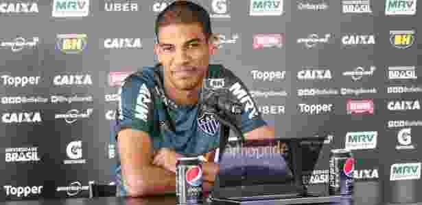 Leonardo Silva se tornará gestor do Atlético-MG ao fim da carreira - Bruno Cantini / Atlético-MG