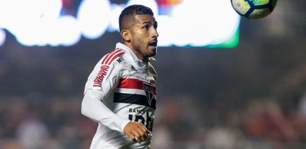Rojas é um dos destaques do São Paulo para a partida deste domingo, contra o Botafogo, no Rio - Ale Cabral/AGIF