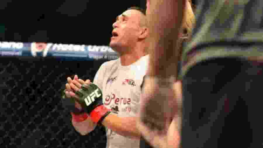 Fernando Monteiro/Ag. Fight