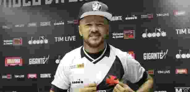 Rossi revelou um fato inusitado que o fez fechar com o Vasco para temporada 2019 - Carlos Gregório/Vasco