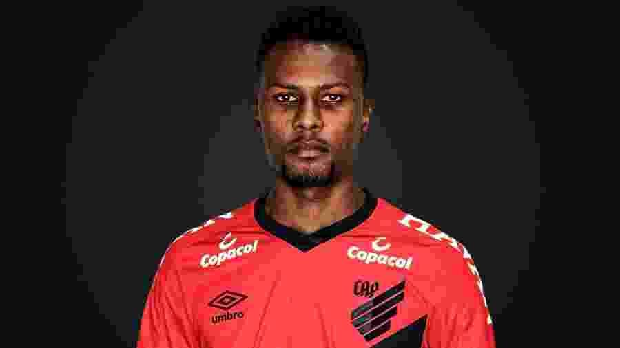 Pedrão deixa o Athletico e jogará no futebol português - Divulgação/Site oficial do Athletico