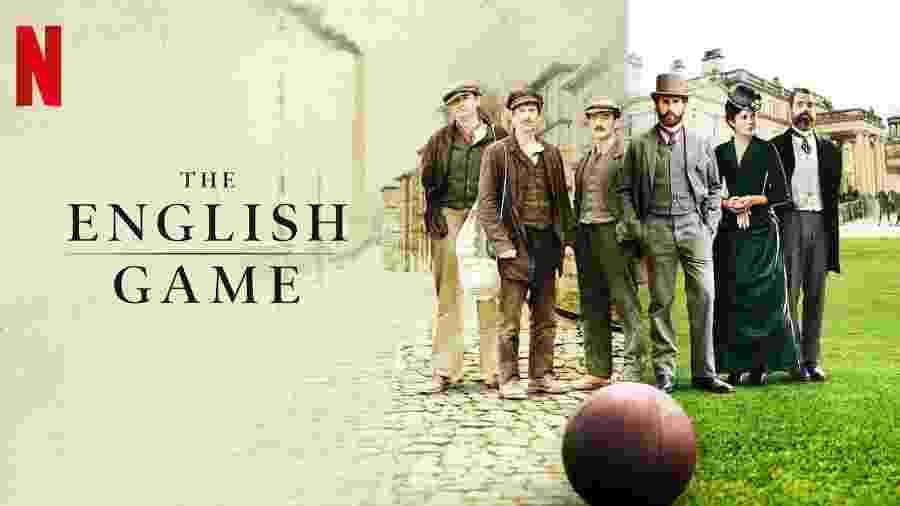 """Série """"The English Game"""", da Netflix, tem história muito semelhante com os primórdios do Vasco da Gama - Reprodução/Netflix"""