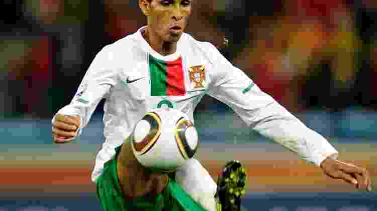Liedson (Portugal) - Jamie McDonald/Getty Images - Jamie McDonald/Getty Images