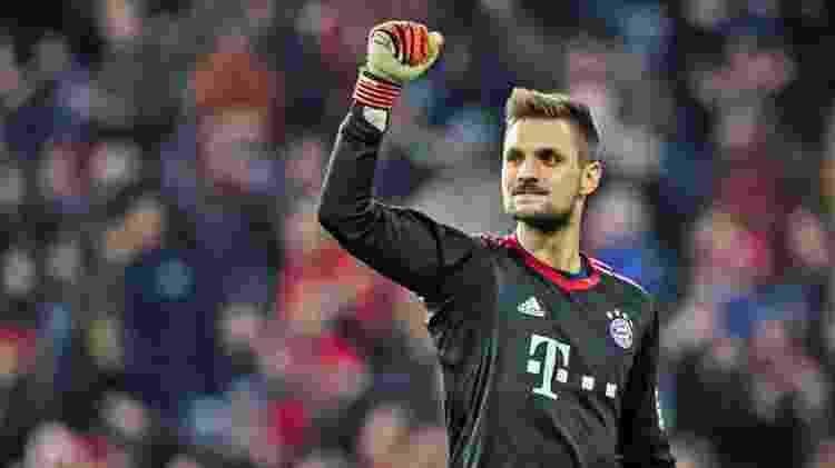 Goleiro Sven Ulreich está de volta ao Bayern de Munique - Divulgação/Bundesliga - Divulgação/Bundesliga