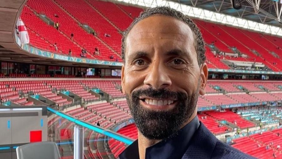 Rio Ferdinand, ex-zagueiro, escolheu Rudiger como melhor defensor do futebol inglês - Reprodução/Instagram