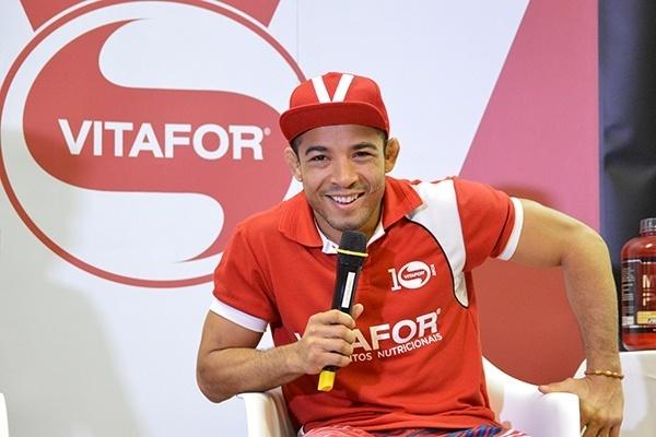 José Aldo, campeão dos penas do UFC