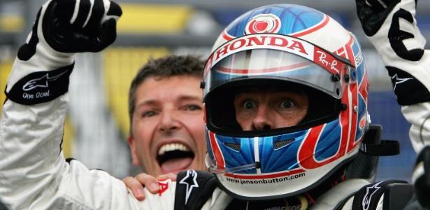 Primeira vitória, pela Honda em 2006, foi um dos melhores momentos da carreira segundo o piloto - Paul Gilham/Getty Images