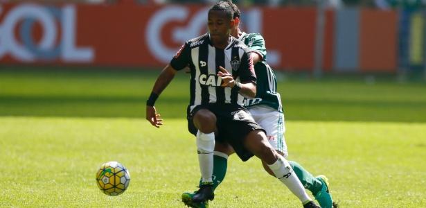 Em 2016 o Atlético-MG venceu o Palmeiras, mesmo atuando como visitante