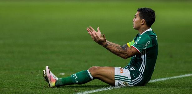 Dudu se tornou capitão, e o Palmeiras não perdeu mais - Adriano Vizoni/Folhapress