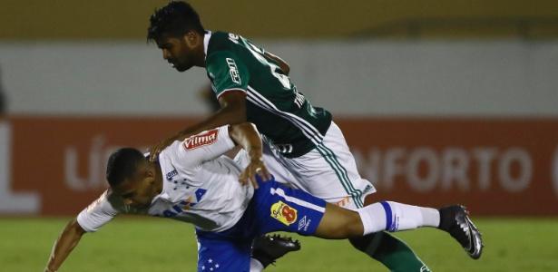 Thiago Santos destacou a importância do Campeonato Paulista para o Palmeiras