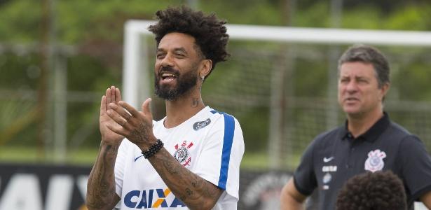 Cristian ficou fora da lista de 28 inscritos do Campeonato Paulista - Daniel Augusto Jr./Ag. Corinthians