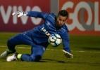 Fábio minimiza escalação reserva e cita infelicidade em derrota para Ponte - Marcello Zambrana/Light Press/Cruzeiro