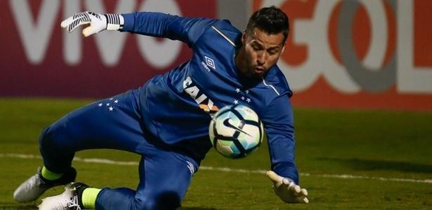 Fábio elogiou a Caldense após o empate com o Cruzeiro