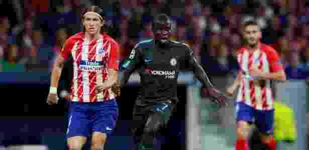 Kanté é um dos principais jogadores da equipe do Chelsea nesta temporada  - Reuters/Jason Cairnduff
