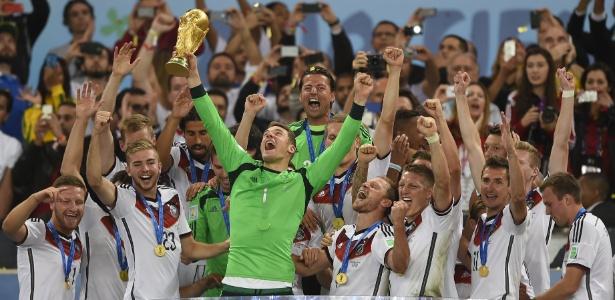 090e4b53e1 5 motivos que tornam a Alemanha favorita ao penta na Copa do Mundo ...