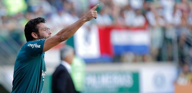 Alberto Valentim não irá assistir ao duelo entre Corinthians x Flu, que pode definir o Brasileiro