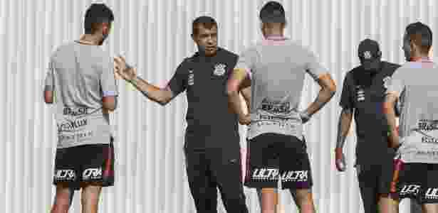 Técnico tem pouca influência nas mudanças no elenco do Corinthians em 2018 - Daniel Augusto Jr/Agência Corinthians