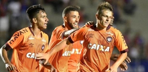 Aspirantes do Atlético ganharam as duas que jogaram até então - Miguel Locatelli/Site oficial CAP