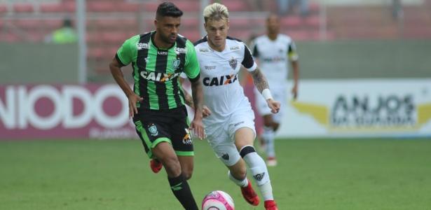 Róger Guedes perdeu espaço no Atlético-MG e nem ficou no banco contra o San Lorenzo