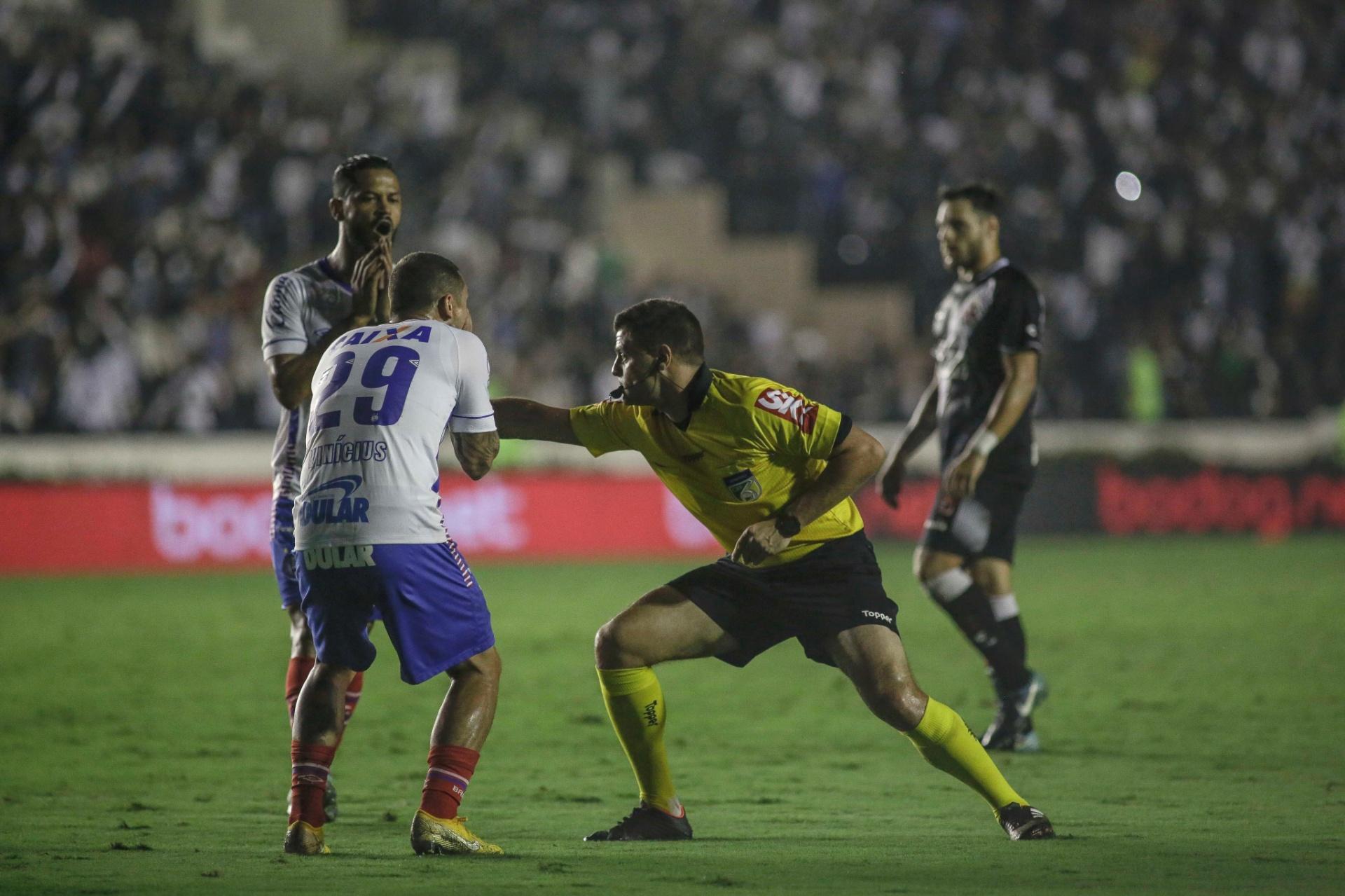 565d7e1e6a Juiz de Flamengo x Palmeiras trabalhou em 13 jogos no Brasileirão  conheça  - 25 10 2018 - UOL Esporte