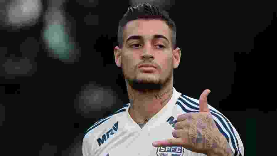 Jean, goleiro do São Paulo - Marcello Zambrana/AGIF