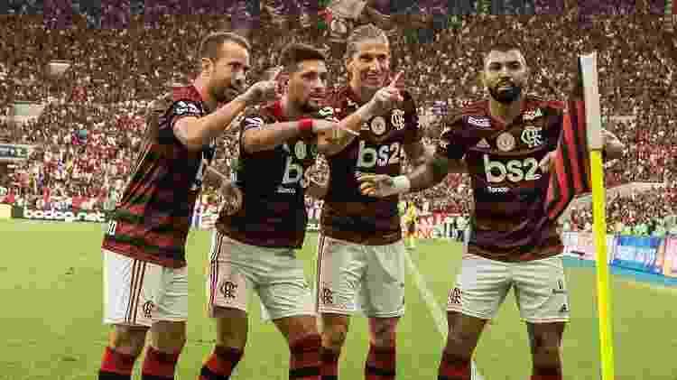 Fla x Palmeiras no Maracanã - Alexandre Vidal / Flamengo - Alexandre Vidal / Flamengo