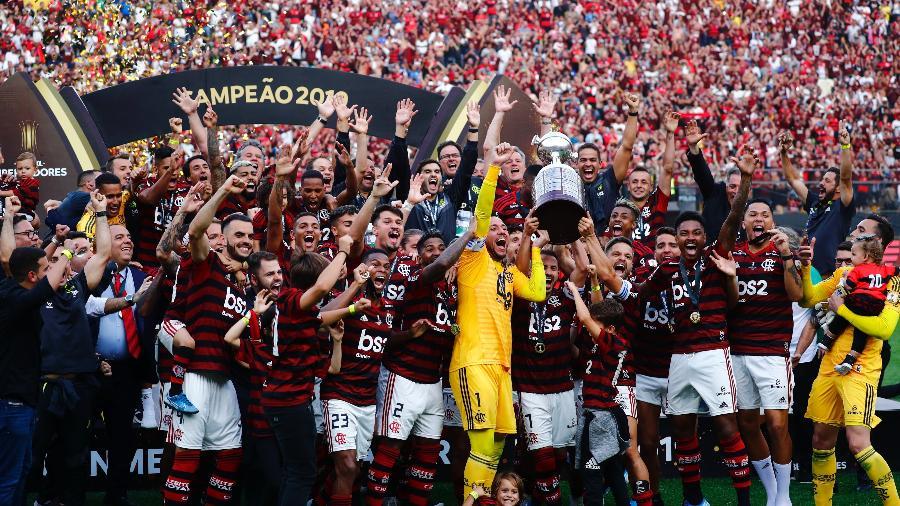 Fla é o melhor brasileiro da lista, atrás apenas de Liverpool, Barça e City - Marcos Brindicci/Jam Media/Getty Images