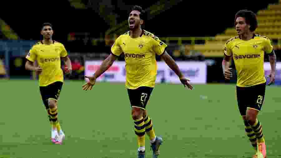 O Borussia Dortmund anunciou que não fará mais contratações para a próxima temporada - Alexandre Simoes/Borussia Dortmund via Getty Images