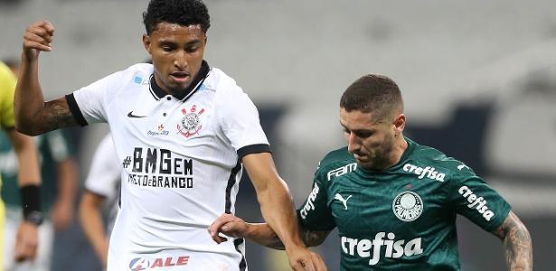 Luxa aprova 2º tempo do Palmeiras e explica plano: 'Hoje não acabava nada'