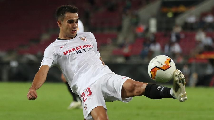 Sergio Reguilón assinará com o Tottenham, segundo imprensa - James Williamson - AMA/Getty Images