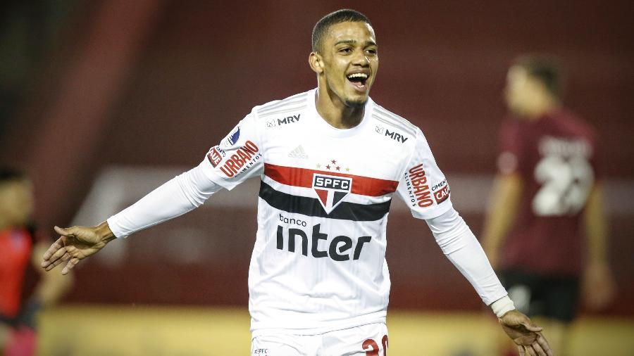 Brenner deixou o São Paulo para defender clube dos Estados Unidos no mercado da bola - Staff Images / CONMEBOL