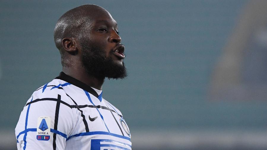 Romelu Lukaku pode voltar a jogar no futebol inglês - REUTERS/Alberto Lingria