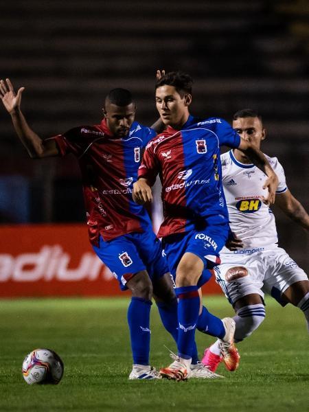 Paraná Clube na Série B do Campeonato Brasileiro de 2020 - Bruno Haddad/Cruzeiro