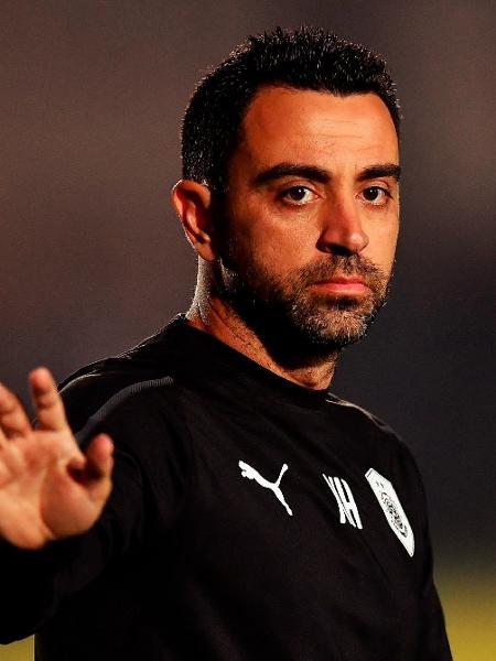 Especial Qatar Xavi, lenda do Barcelona, é o técnico do Al-Saad - Nikku/Xinhua