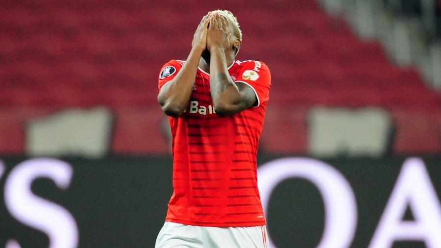 Edenilson vive negociação para deixar o Inter e atuar no Al-Shabab, da Arábia Saudita - Ricardo Rimoli/Getty Images