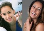 Álbum: veja como estão e como eram famosas musas do esporte (Foto: Montagem UOL com fotos de Folhapress e Daniela Dacorso/Divulgação)