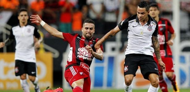 Giovanni Augusto se recupera de lesão - Ernesto Rodrigues/Folhapress