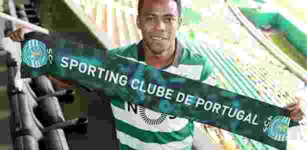 Elias volta ao futebol brasileiro após ficar menos de cinco meses no Sporting - Divulgação/Sporting